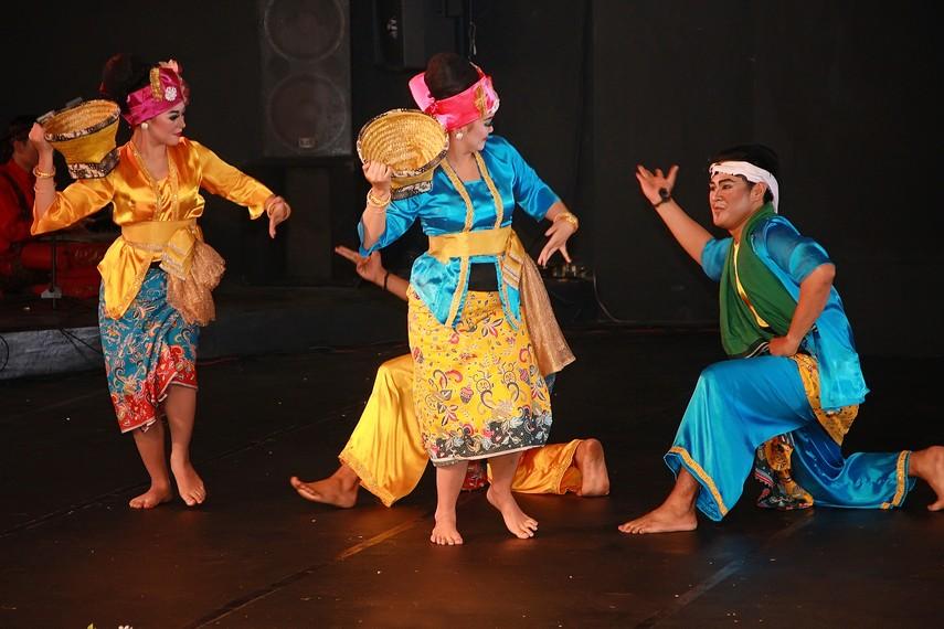 Tari Kamonesan, Tarian Tradisional Dari Jawa Barat