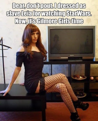 Dress the part Sissy TG Caption - World TG Captions - Crossdressing and Sissy Tales and Captioned images