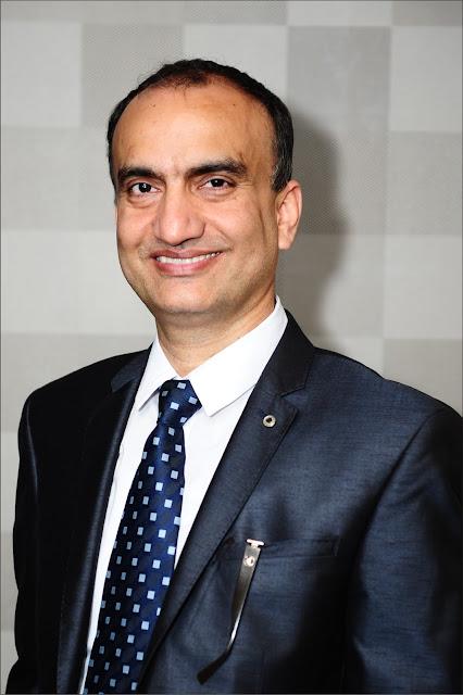 Mr. Deepak Kapoor President  CREDAI Western U.P