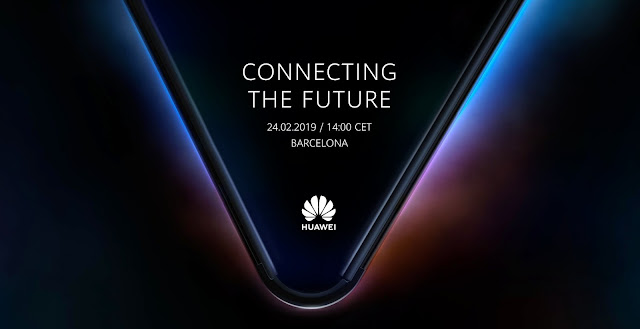 "Huawei set to launch ""Foldable Phone"" on February 24th: Details"