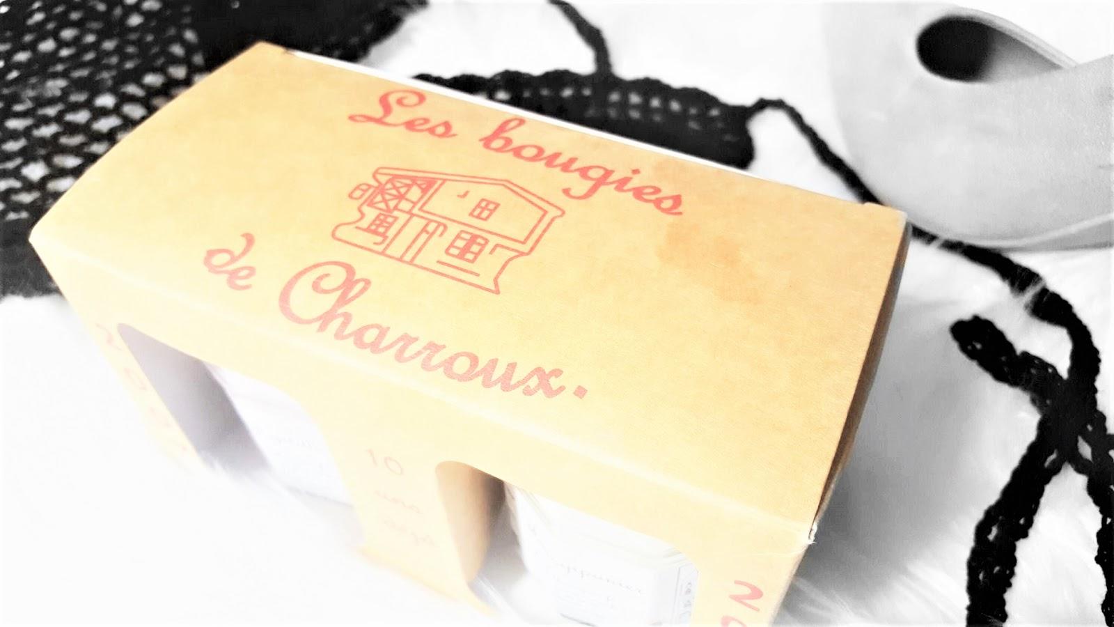 Le coffret anniversaire des Bougies de Charroux