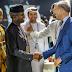 Osinbajo And Wife Represent Buhari In Dubai