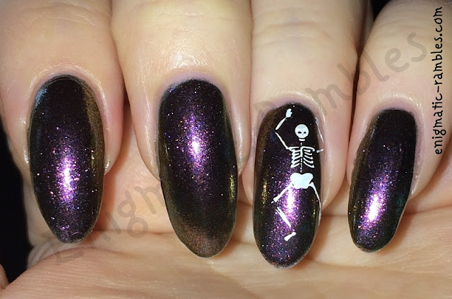 Halloween-Skeleton-Skeletons-Nails-Nail-Art