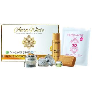 AuraWhite 24k Gold Platinum Skincare