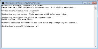 Memperbaiki File Sistem Yang Bermasalah di Windows