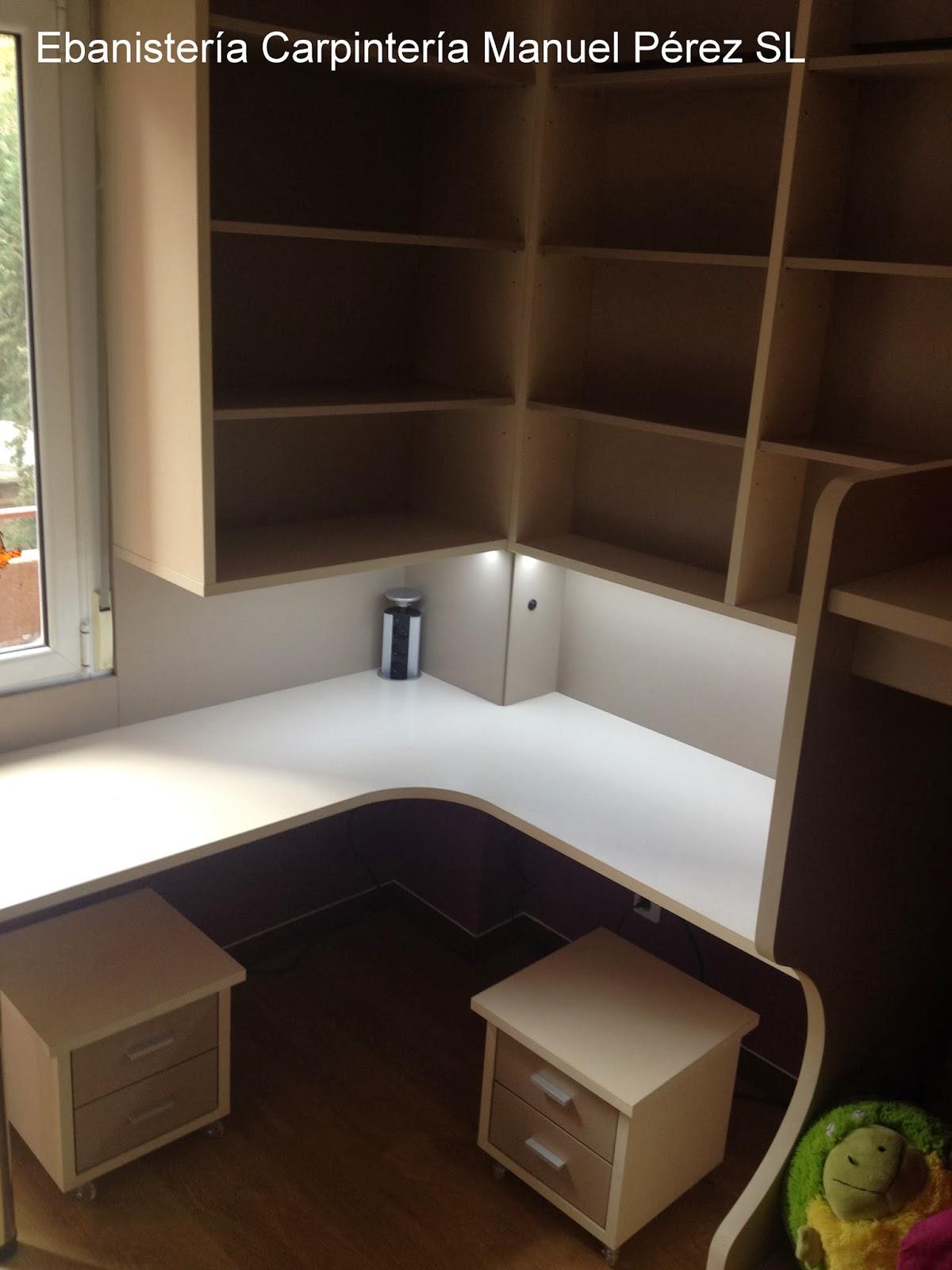 Carpinteria manuel perez zaragoza fabricaci n y - Iluminacion interior armarios ...