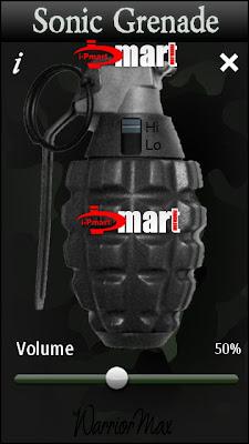 Программа sonic grenade нокиа