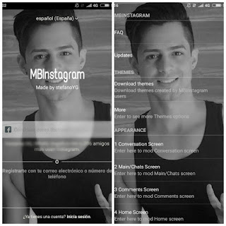 MB Instagram v1.30 Transparent Edition by StefanoYG [ Latest Version ] - MBInstagram 1.30