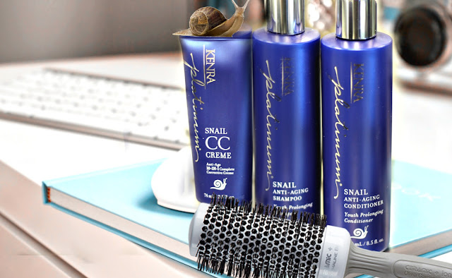 Kenra Platinum Snail Collection By Barbies Beauty Bits