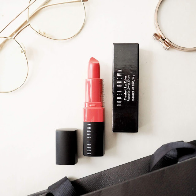 Review Bobbi Brown Crushed Lip Color In Watermelon Cosmetics