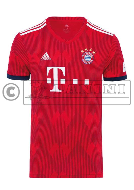 2018-19. FC Bayern München Offizielle Sticker-und Cards-Kollektion 18 19.  Panini Germany 167 stickers 15c4a17d0