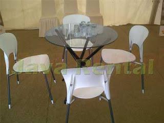 Rental Kursi dan Meja Dealing