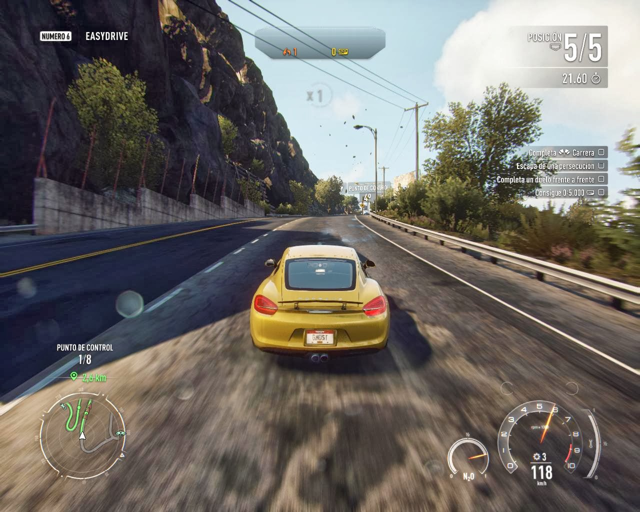 Need For Speed Rivals PC ESPAÑOL (RELOADED) 9