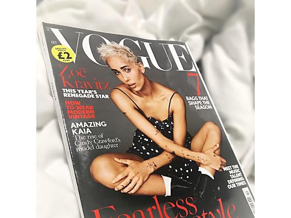Vogue's 73 Questions Tag