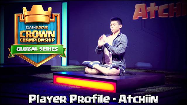 Apresentação Atchiin - Crown Championship