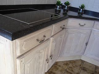 renovatie van een keuken