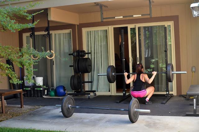 Jes' CrossFit Blog: My Home Gym
