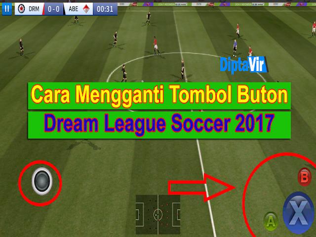 Cara Mengganti Tombol Button Dream League Soccer 2017 Menggunakan Aplikasi APK Editor Pro