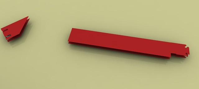 تعلم عمل المجسمات المعمارية (ٍStudy Model ) +الادوات الازمة وكيفية عمل ماكيت اشارة مرور الخاص بمجموعة تدريب بنها الفرقة اولي اتصالات هندسة الشروق