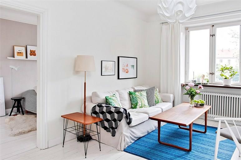 El bureau decorar un piso de alquiler for Decoracion piso vintage
