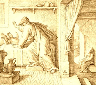 Elijah Raises the Widow's Son