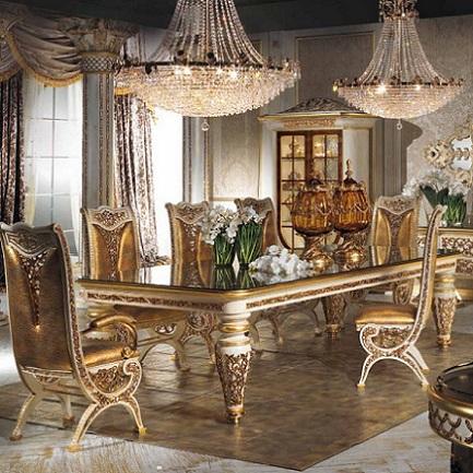 Mi Casa con Estilo: Comedores Clásicos Elegantes