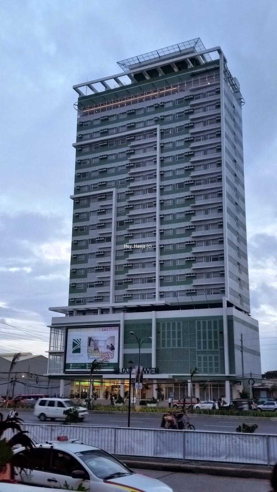 Injap Tower Hotel facade | (c) Hey Haeja