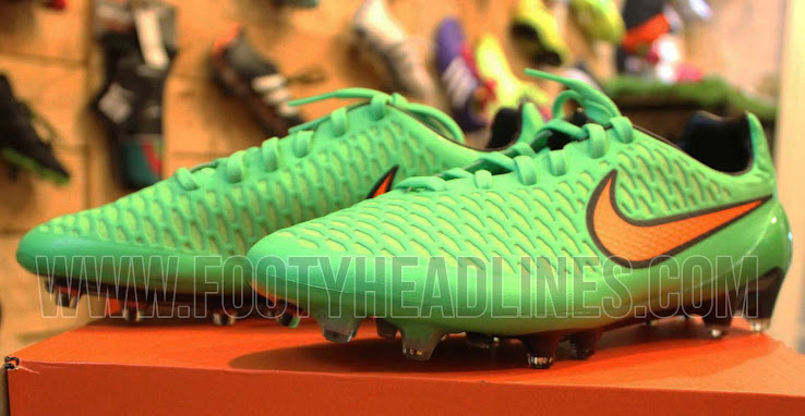 Nike Magista Opus en color verde (2) 1