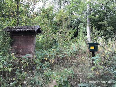 Stempelstelle 49 der Harzer Wandernadel