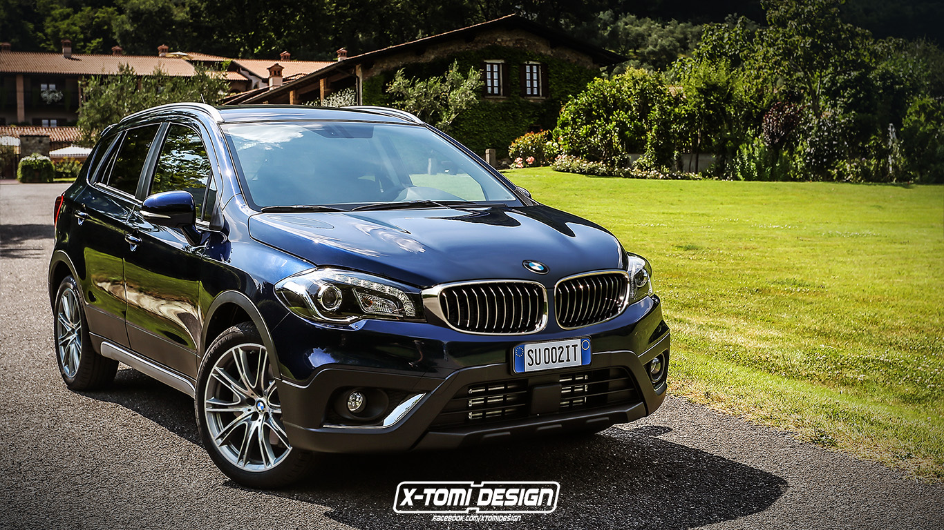 X Tomi Design Bmw X0 Via S Cross