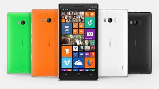 Nokia Lumia 930 Full Spesifikasi dan Harga Terbaru 2016