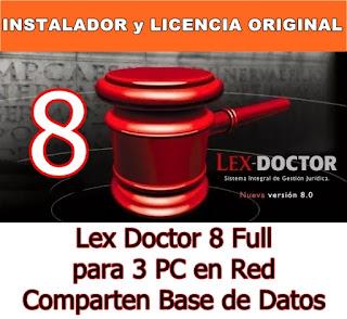 tutorial lex doctor,video lex doctor,lex doctor licencia,serial lex doctor,crack lex doctor,lex doctor en windows 10,soporte tecnico lex doctor,asistencia tecnica lex doctor,compatibilidad lex doctor
