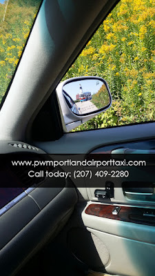 South Portland Taxi Service | Portland airport transportation