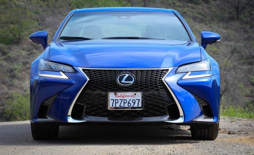 Đánh giá Lexus GS350 2016