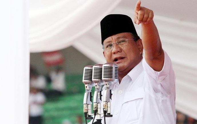 Prabowo Sebut BUMN di Ambang Kebangkrutan, Rini: Buktinya Mana?