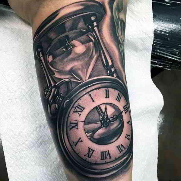 Best Reloj De Bolsillo Tattoo Significado Image Collection