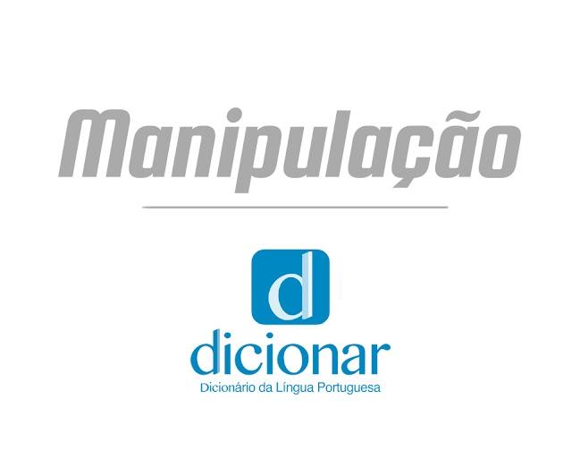 Significado de Manipulação