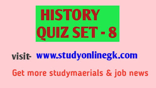 Ancient Indian History - General Knowledge Today||Medieval Indian History Objective Questions for Competitive Exams,Multiple Choice Questions (MCQs) on ancient Indian History for General Studies and GK preparation of SSC, NDA, CDS, UPSC, UPPSC and State PSC Examinations.,Medieval Indian History questions and answers for competitive exams. You can easily get 2-3 marks with the help of Medieval Indian History Questions and answer