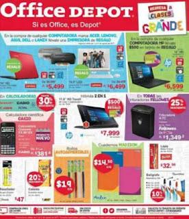 Catalogo Office Depot 2017 Mexico