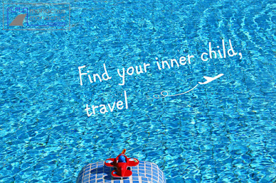 Travel, inner child