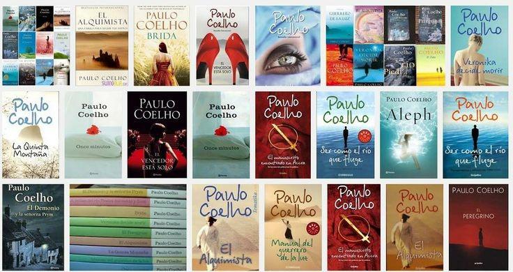 Pack De Libros De Paulo Coelho