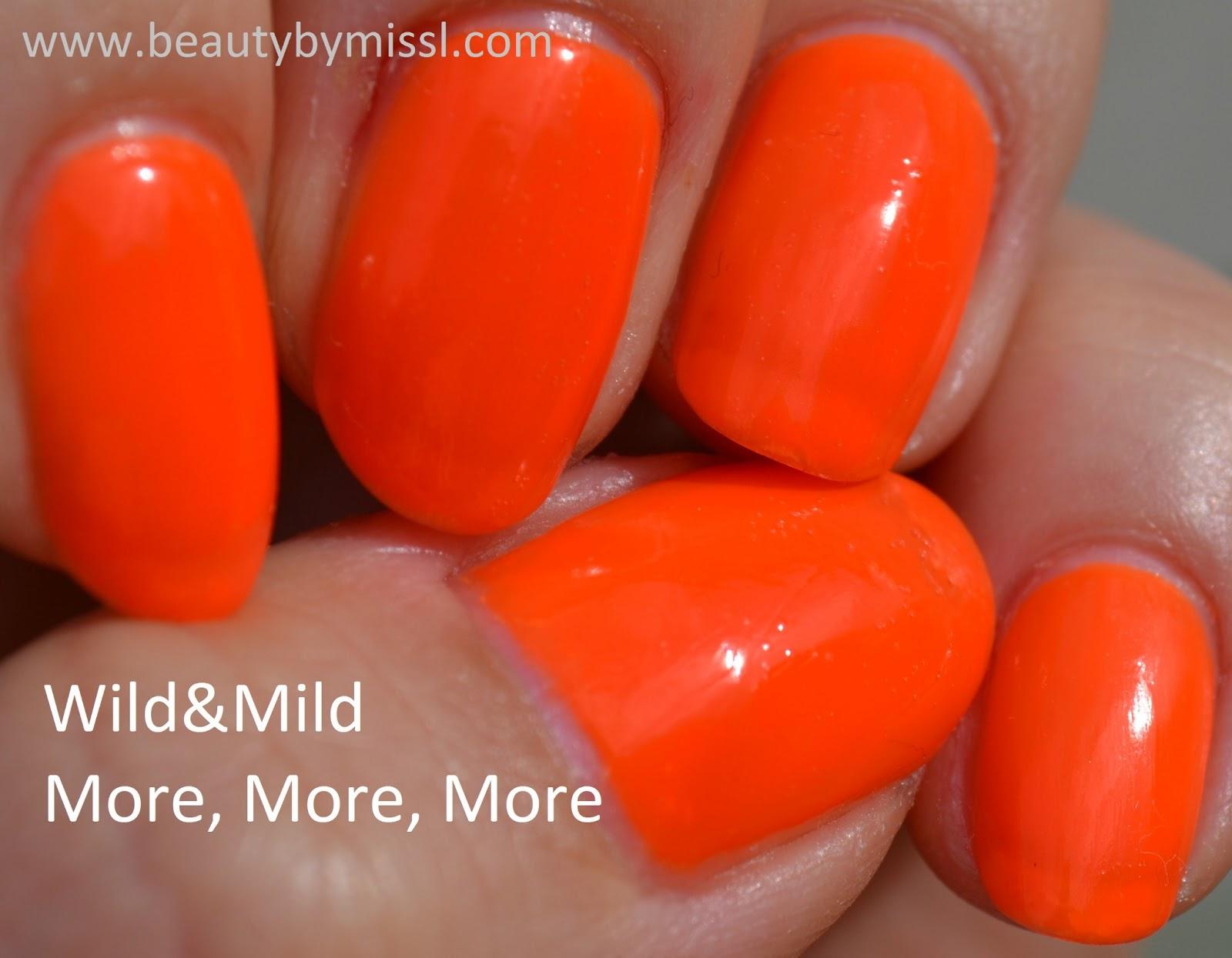 wild&mild more more more