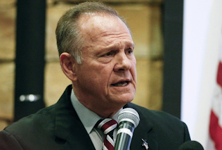 "Some pastors stand behind Roy Moore, cite ""war on men"""