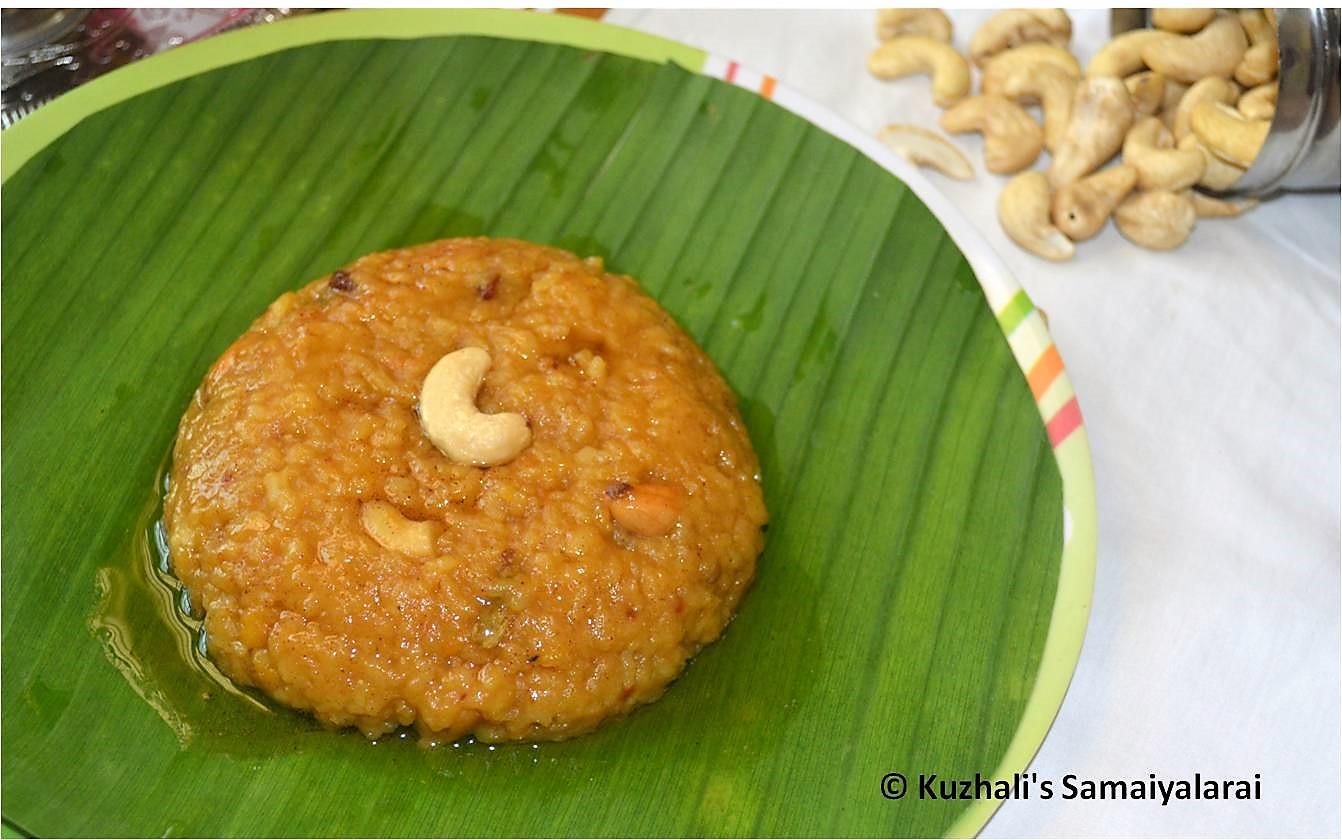 www.kuzhalisamaiyalarai.in/2017/07/sakkarai-pongalsweet-pongal-recipe.html