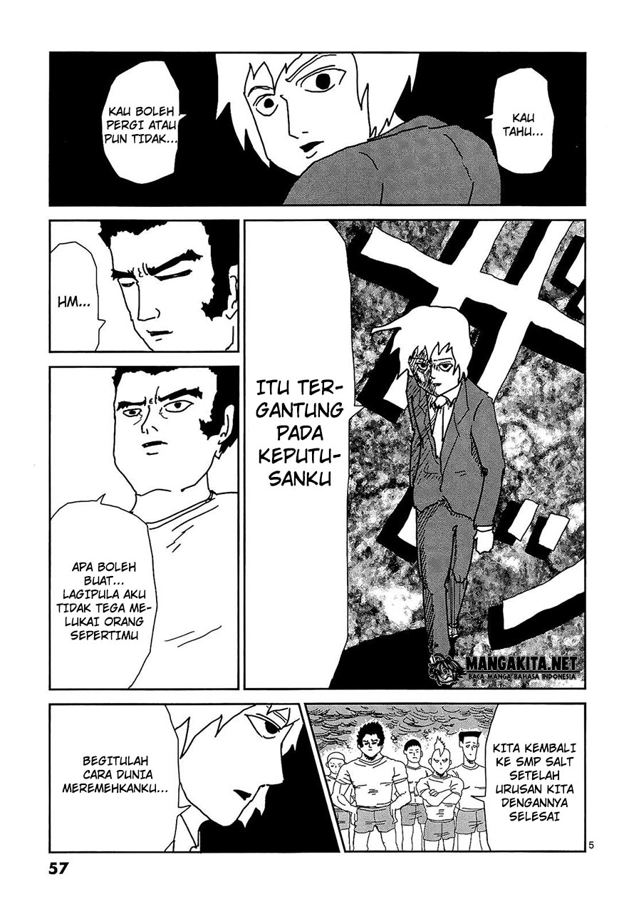 Mob Psycho 100 Chapter 13-6