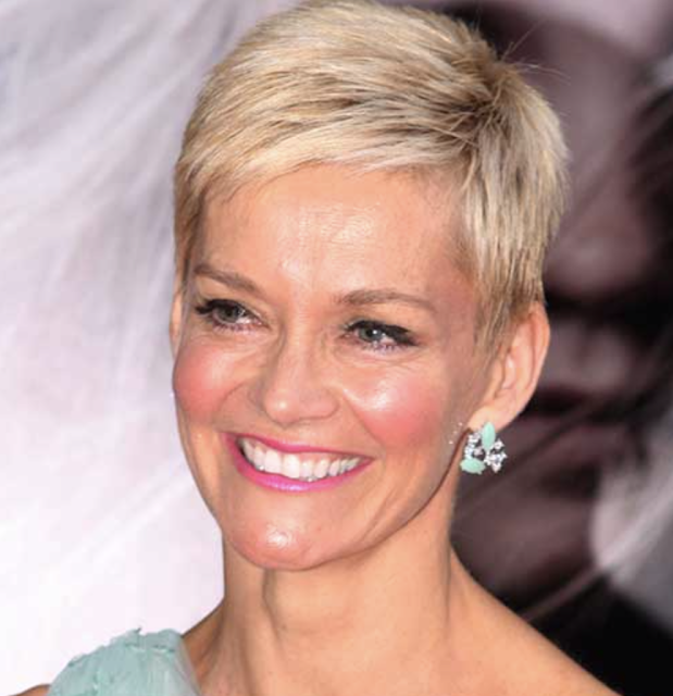 2019 short hairstyles for women over 50