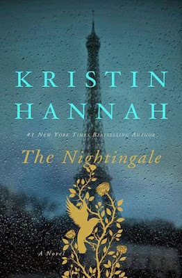 The Nightingale by Kristin Hannah - bok cover