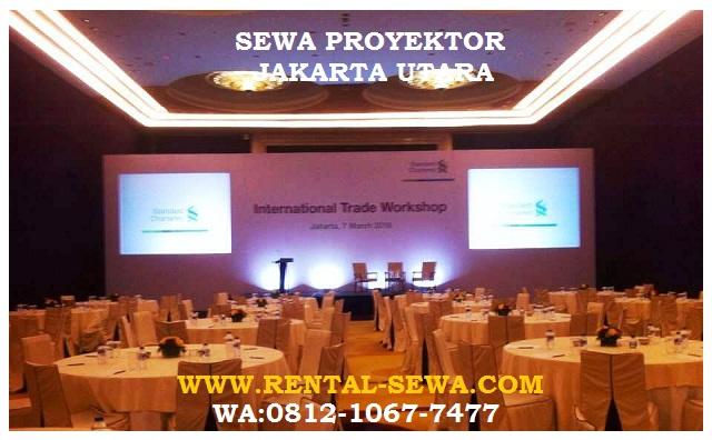 Sewa proyektor Jakarta Utara