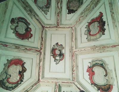 Teto gamela século XVIII