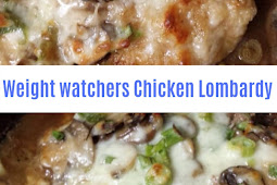 Weight Watchers Chicken Lombardy